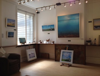 Lovelys Gallery Space, Margate 2015