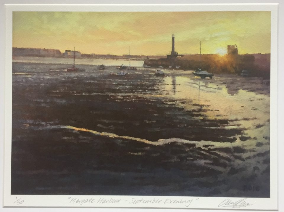 margate-harbour-september-evening-print-36-7cm-x-26cm