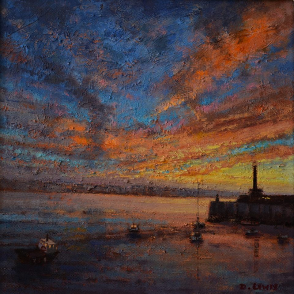 Margate Harbour – Illuminations