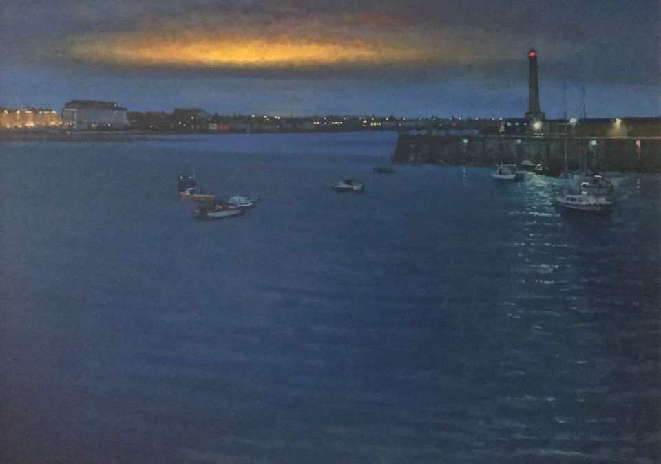 Margate Harbour – Christmas Eve 2017