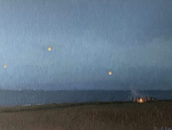Releasing the Lanterns – Botany Bay